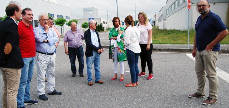 A Xunta destinará máis dun millón de euros para parques empresariais da provincia