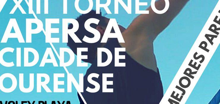Oira acolle o Circuíto Galego de Volei Praia, puntuable para o 'ránking' nacional