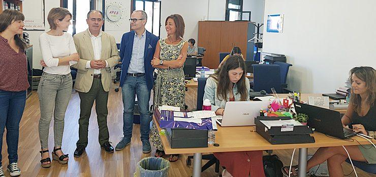 A Xunta concede 45.000 euros a APES Ourense