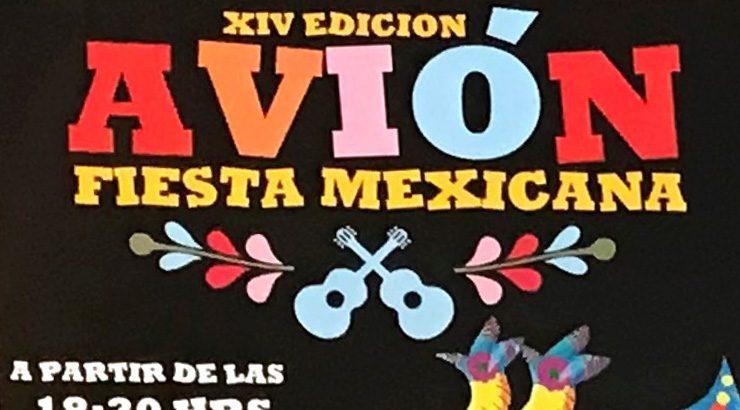 A cultura mexicana achégase a Avión