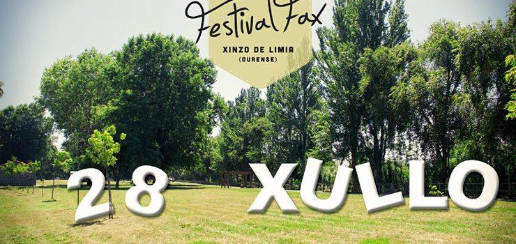 Chega a segunda edición do festival FAX
