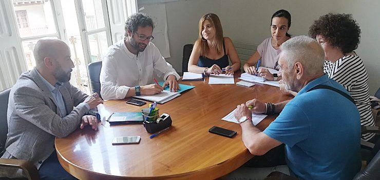 O Concello avanza na construción dun modelo de cidade para o peón dentro do programa Móvete por Ourense