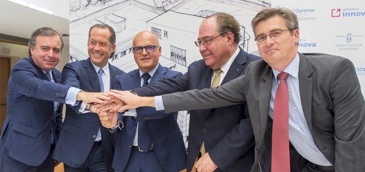 """Ourense contará co centro tecnolóxico """"Provincia Intelixente"""""""