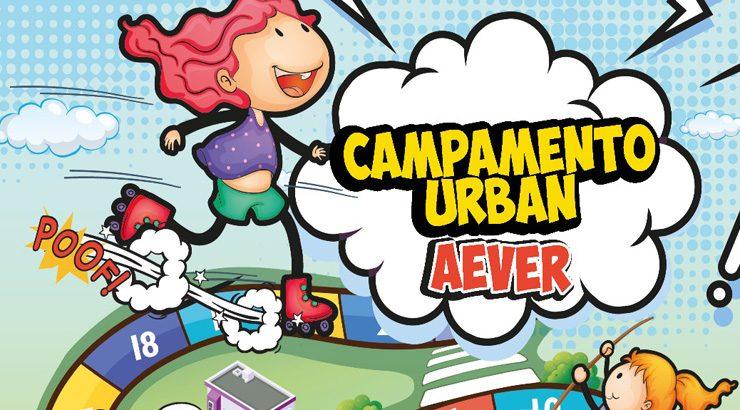 AEVER organzia un campamento urbano