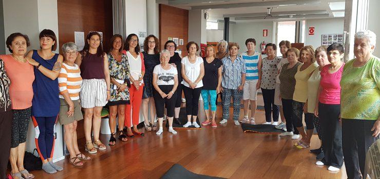 O centro sociocomunitario de Maceda acolleu varios cursos en verán