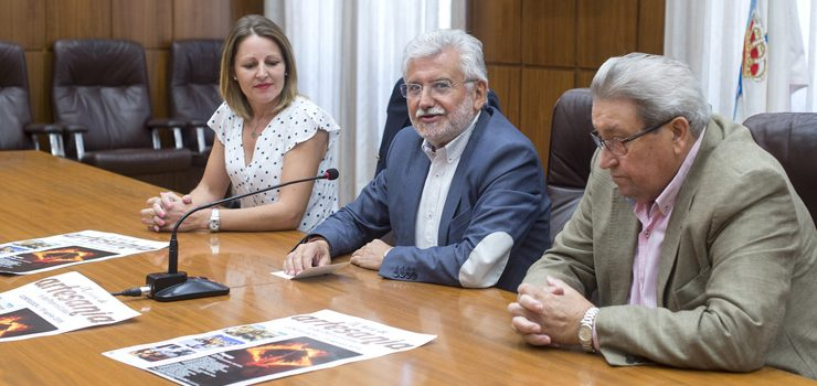 """Cortegada prepárase para acoller a IX edición da """"Feira de Artesanía e Porco Celta"""""""