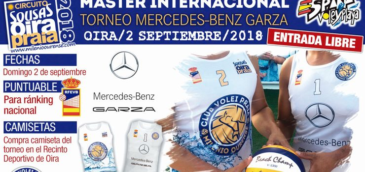 I Master Internacional de Volei Praia – Torneo Mercedes Benz Garza