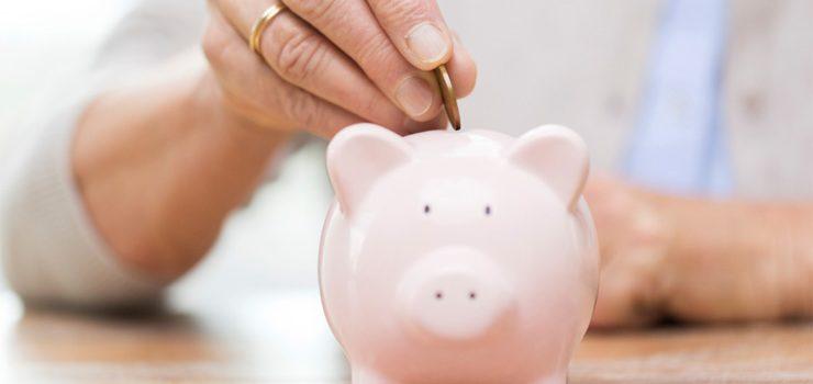 El método de las 6 alcancías para ahorrar de forma efectiva