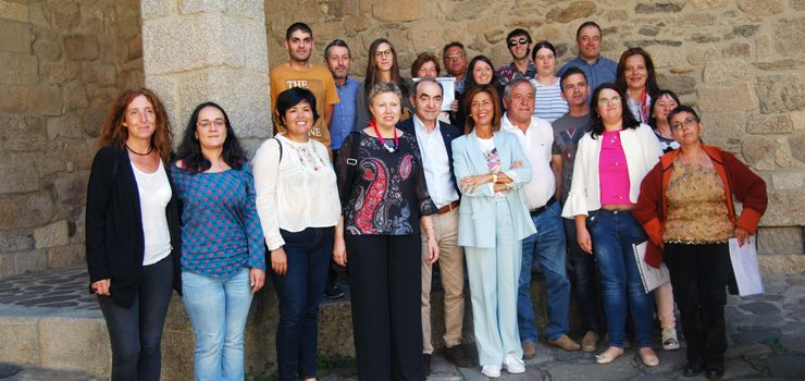 «Caldelas III» formoi a 20 desempregados