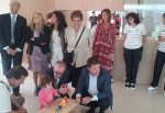 Abre a escola infantil do Centro Interxeracional