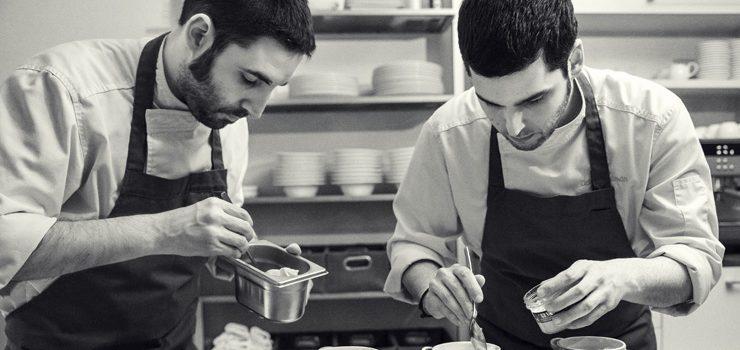 """""""A experiencia que te levas dun restaurante é a suma de pequeniños detalles"""""""
