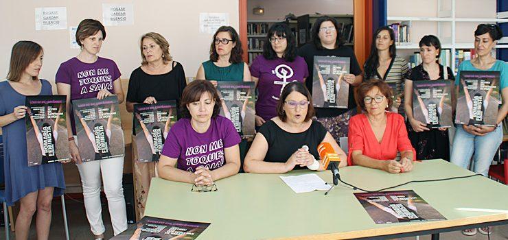 Barbadás prepárase para a I Romaría feminista