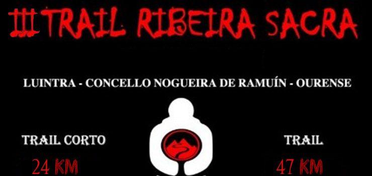 O terceiro Trail Ribeira Sacra reunirá a 400 corredores