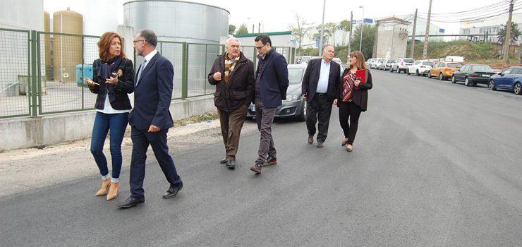 180.000 euros para San Cibrao das Viñas para melloras os dous polígonos industriais
