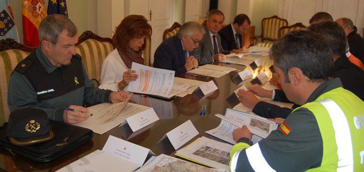 Ourense prepárase para situacións metereolóxicas extremas