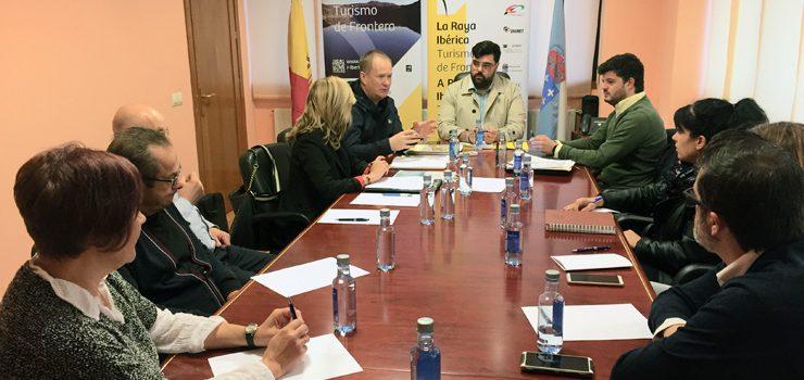 Reunión con empresarios e axentes de turismo de Verín