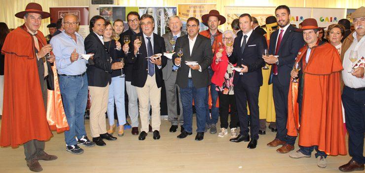 Xantar, invitado en la presentación de los Fines de Semana Gastronómicos de Porto e Norte