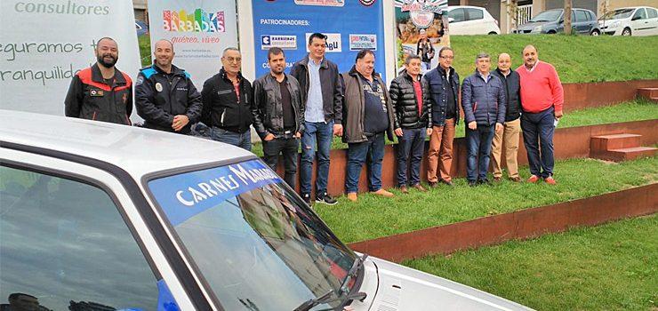 A Quinta edición do Rallymix de Barbadás será en memoria de Gonzalo Belay