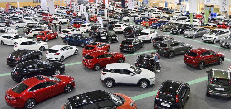 Todos os concesionarios oficiais da provincia, no 10º Salón do Automóbil