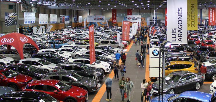 Más de 400 vehículos vendidos en el 10º Salón de Automóvil