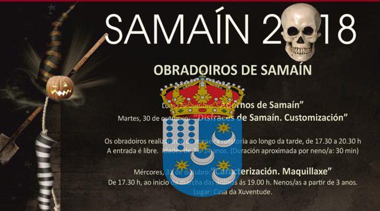Samaín en Barbadás