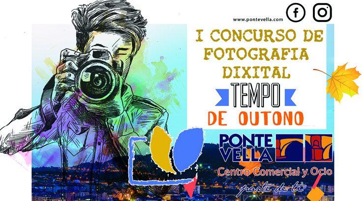 I concurso de fotografía digital «Tempo de outono»