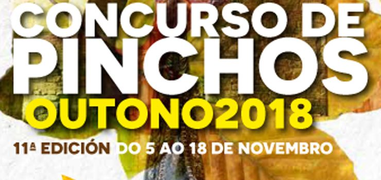 Os pinchos do «Sabores de Ourense» pódense degustar ata o día 18
