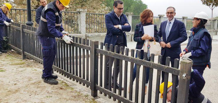 16 alumnos fórmanse en xardinería no obradoiro xuvenil Manco Xove II
