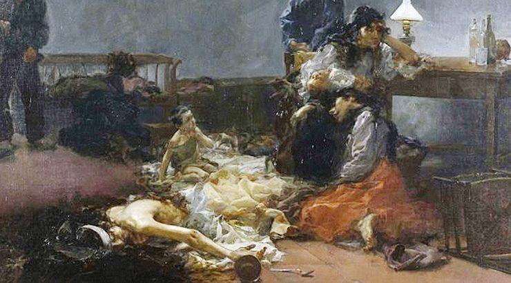"""""""Arte privada en Ourense"""" trae a artistas europeos dos séculos XVI ao XX"""