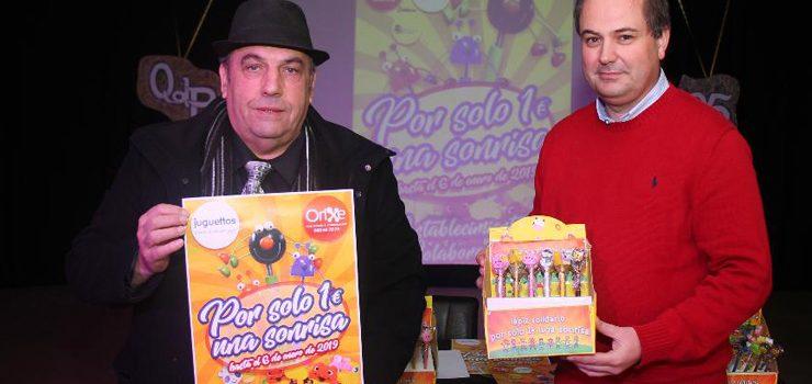 O lápis máis solidario volve a Ourense