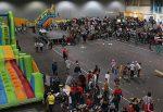 Megaxove ofreceu 60 para os 3.000 visitantes