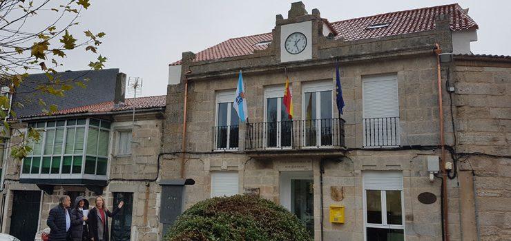 A Casa Consistorial de Montederramo rematou as obras de mellora