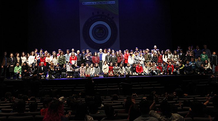 O OUFF Escola entrega os seus premios nunha edición de récord