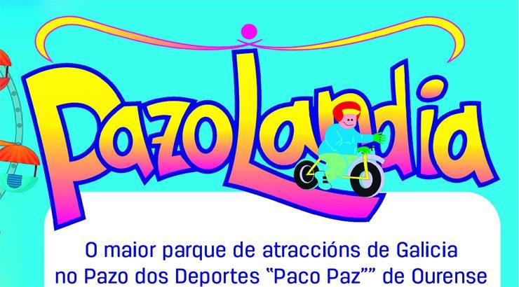 O Paco Paz volve a acoller o Pazolandia