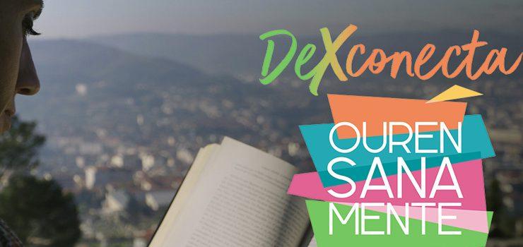 DeXconecta Ourensanamente, campaña que pesenta o Concello en Fitur