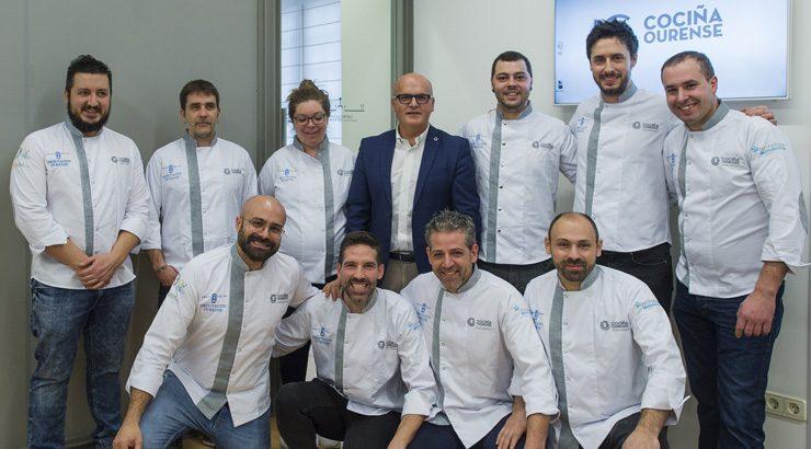 """Créase a asociación """"Cociña Ourense"""""""