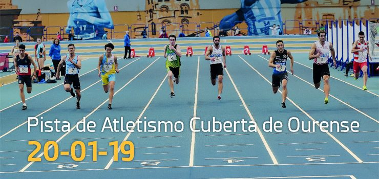 Os mellores atletas galegos danse cita en Ourense