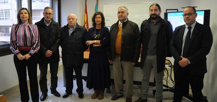 Publicada a licitación de obras en seis estradas autonómicas