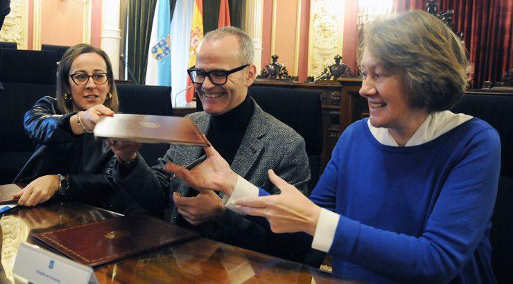 A Xunta anuncia a licitación das obras de conservación na Ponte Vella
