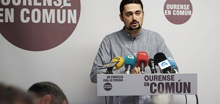 OueC quere implicar á cidadanía no futuro de Ourense