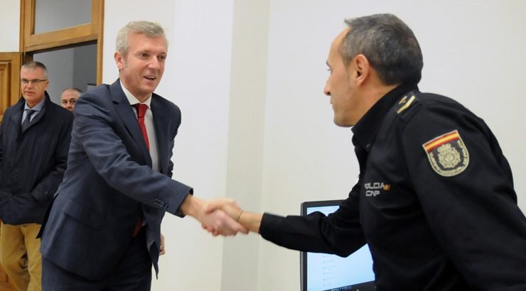 A Policía Autonómica ten nova sede en Ourense