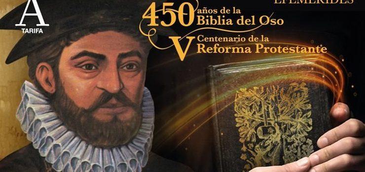 Se presenta en Ourense el primer sello protestante