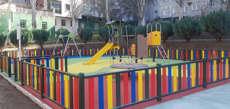 Reabre o parque das traseiras de Camiño Caneiro