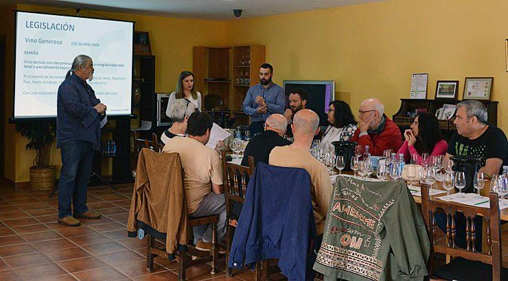 La DO Monterrei promueve un curso monográfico sobre vinos dulces