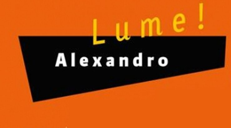 """""""Lume!"""", no Marcos Valcárcel"""