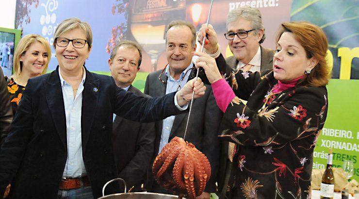 Os produtos galegos do mar promocionaranse en feiras internacionais