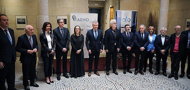 Ourense acolle o nacemento de AENO