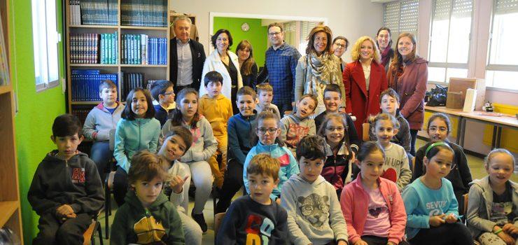 O programa «Aliméntate ben» chega aos escolares ourensáns