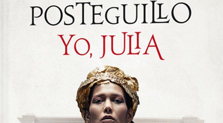 """Santiago Posteguillo presentará """"Yo Julia"""" en Verín"""