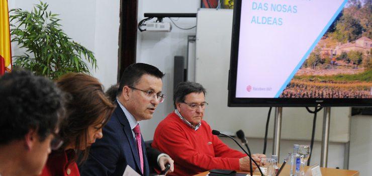 Xunta e concellos loitan contra os incendios